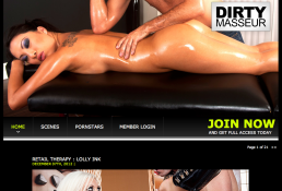 The best porn site for massage lovers