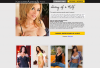 Milf Naughty America Website