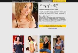 Milf Naughty America Website