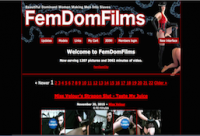 FemdomFilms the best site for femdom porn videos