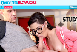One of the best adult paid website with incredible blowjob content