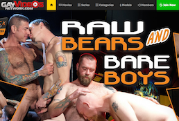 Most popular xxx pay website featuring breathtaking gay porn videos