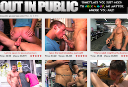 Most popular xxx site if you like class-A outdoor gay porn videos