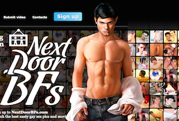 One of the most popular adult website to enjoy awesome gay flicks