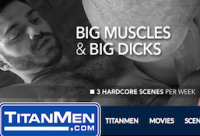 Nice pay site to enjoy some fine gay material