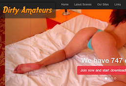 Definitely the greatest pay porn website providing some fine amateur xxx stuff