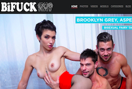 the nicest paid porn site if you're into awesome bisexual flicks