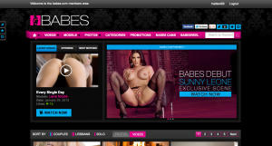 The best Hd porn site for Glamcore lovers