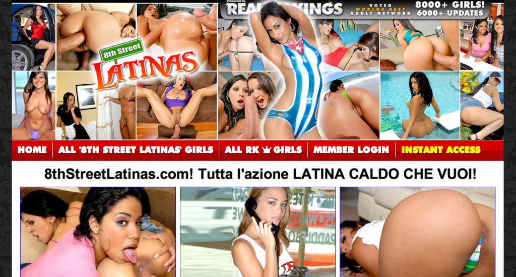 Latin porn site review