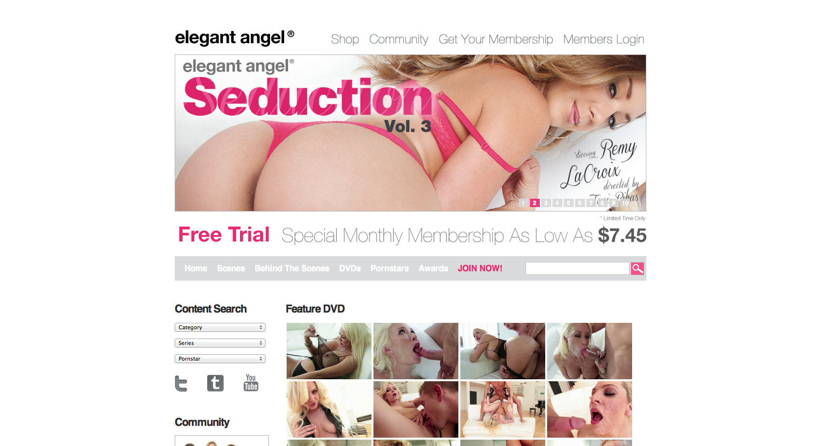 Elegant Angel Preview