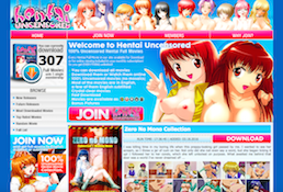 One of the most popular adult site providing hot hentai quality porn