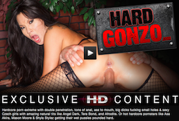 Best xxx website to get some some fine gonzo material