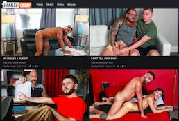 Amazing premium site providing top notch gay content