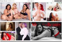 Surely the most exciting membership porn site to enjoy some stunning BBW stuff